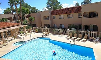 Pool, 5750 N Camino Esplendora 203, 0