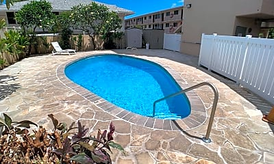 Pool, 1447 Kewalo St, 2