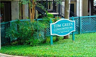 Community Signage, 3115 Tom Green St 307, 0