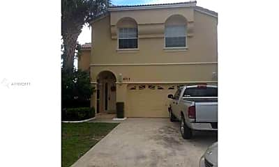 Building, 8713 NW 6th Ct 8713, 0