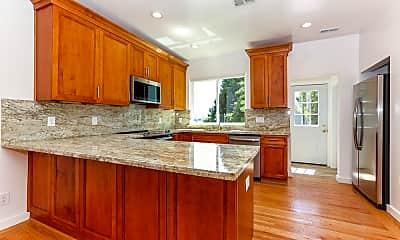 Kitchen, 346 Highland Avenue, 1
