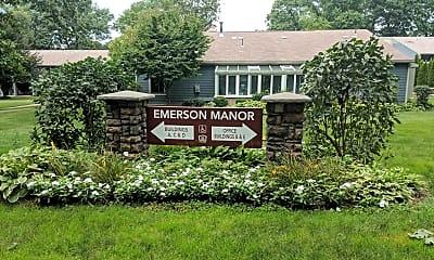 Emerson Manor, 1