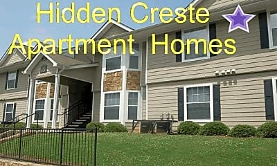 Hidden Creste, 0