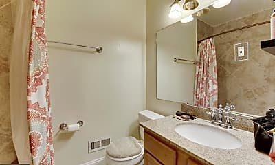 Bathroom, 4009 8th St NE 2, 2