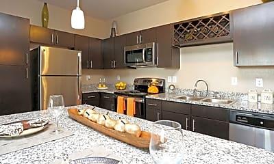 Kitchen, Springs at University Drive, 0