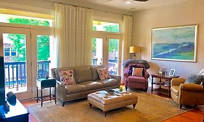 Living Room, 530 John Haywood Way, 0