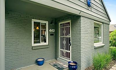 Patio / Deck, 443 Pontiac Street, 1