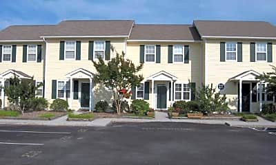 Building, Beaufort Towne Apartments, 0