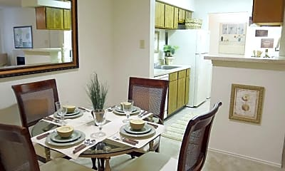Dining Room, Eagle Creek, 1