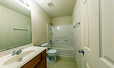 Bathroom, 3805 Plymouth Dr, 2