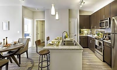 Kitchen, South Ridge, 1