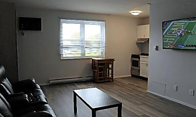 Living Room, 140 S Jameson Ave, 1