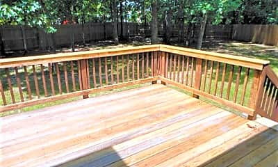 Patio / Deck, 704 Pepperstone Court, 2
