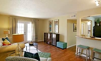 Living Room, Fern Parc, 1