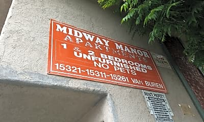 Midway Manor, 1