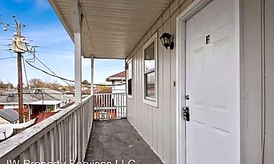 Patio / Deck, 5001 E St Bernard Hwy, 1