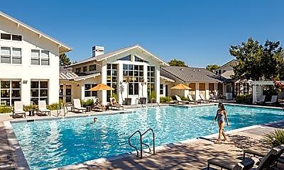 Pool, The Markham Apartments, 0