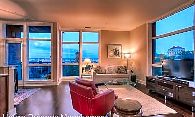 Living Room, 708 Market St, 1