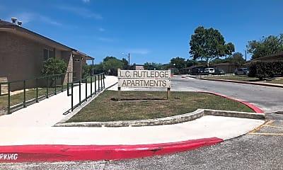L C Rutledge Apartments, 1