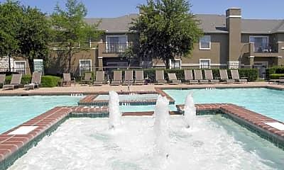 Pool, Stewart Creek, 0