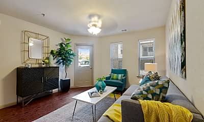 Living Room, Tinsley Place, 1