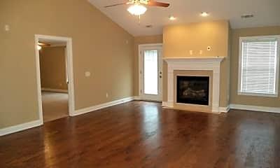 Living Room, 1750 Bonnie Roach Lane, 1