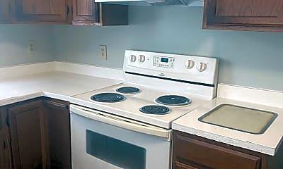 Kitchen, 1155 Laurel Dr, 1