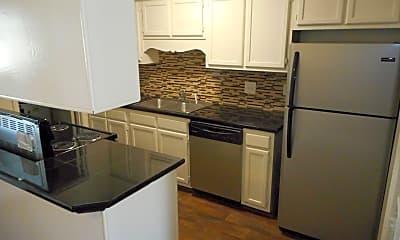 Kitchen, Collins Park Villas, 0