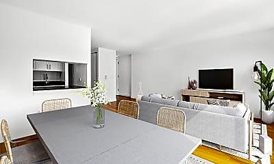 Living Room, 290 3rd Ave 24D, 1