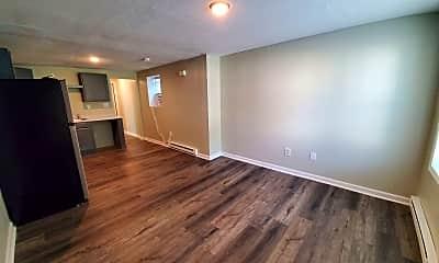 Living Room, 422 E 2nd St, 1