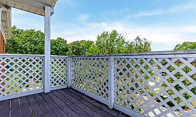 Patio / Deck, Westfield Apartments, 2