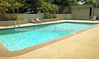 Pool, 1160 Ala Napunani St, 0