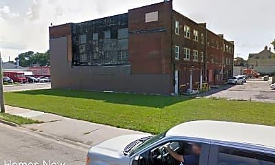 Building, 1530 Broadway, 0
