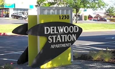 Delwood Station Apartments, 0