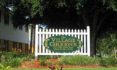 Village Greene, 1