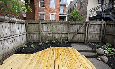 Patio / Deck, 618 Hunter Ave, 2