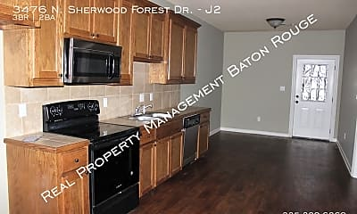 Kitchen, 3476 N Sherwood Forest Dr - J2, 1