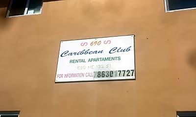 Caribbean Club Apartments, 1