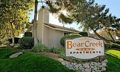 Community Signage, Bear Creek Park Apartments, 1