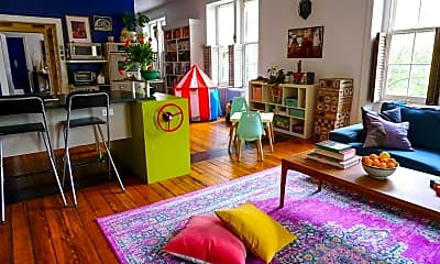 Living Room, 801 Park Ave, 0