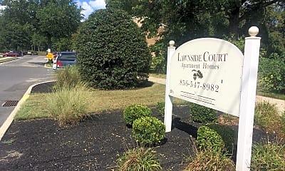 Lawnside/Evesham Court, 1
