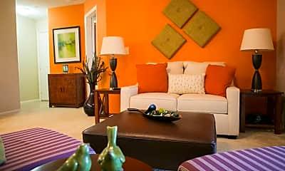 Living Room, Vista at Palma Sola, 1