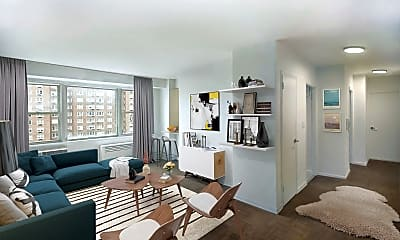 Living Room, 15 W 139th St 6-A, 0