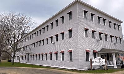 Building, 1020 1st St, 1