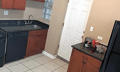 Kitchen, 418 E 66th St, 1