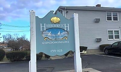 Community Signage, 159 Center St, 0