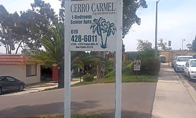 Cerro Carmel Apartments, 1