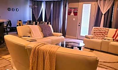 Living Room, 6004 Aurora Way, 1