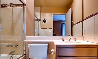 Bathroom, 1745 S Bentley Ave 4, 2