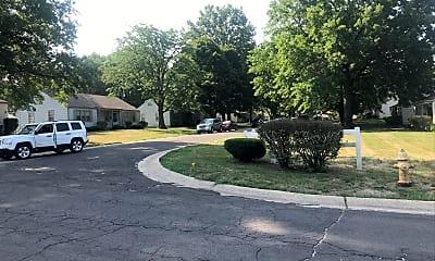 Navy Hill Duplexes, 1